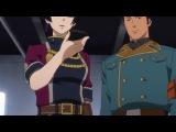 Гаргантия на зелёной планете / Suisei no Gargantia (Renegade Team) 03